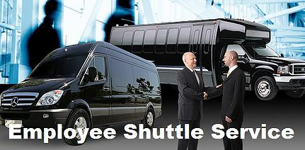 Employee Shuttles - Long Island NY