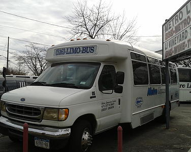 Shuttle Bus Service - Metro Limousine Service