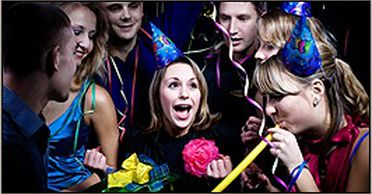 Image result for limo teen party