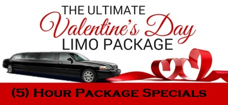 Valentines Day Limo Service