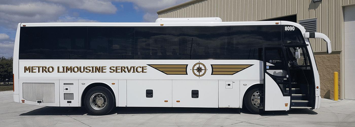 Charter Bus Long Island