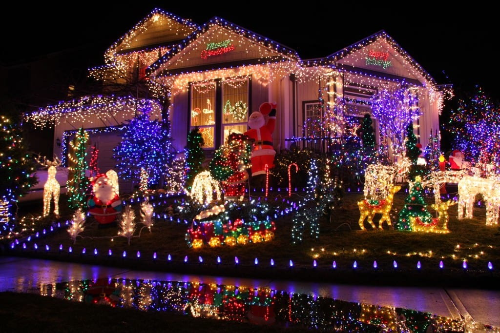 Christmas Light Tours - Sight Seeing Hot Spots | Metro Limousine Service