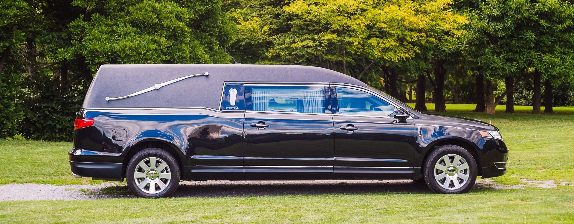 Funeral Limo - Metro Limousine Service