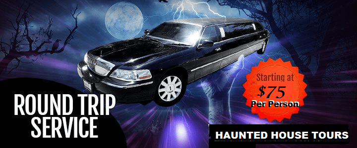 Haunted House October Halloween Tour Packages