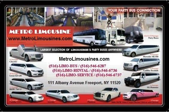 Prom Limo Service - Long Island NY