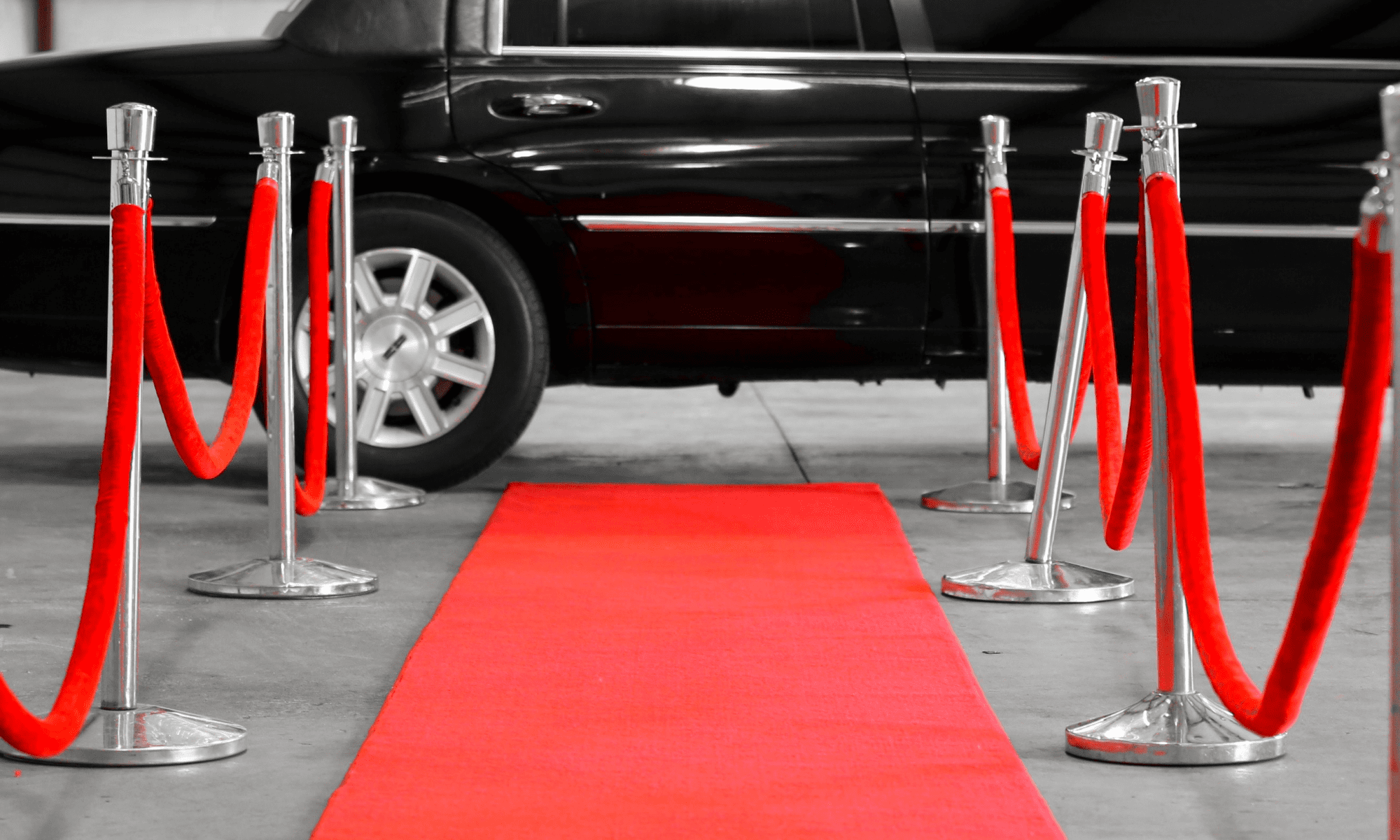 The Red Carpet Treatment with Metro Limousine Service