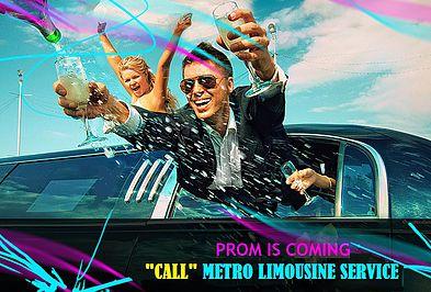 Prom Limo Long Island - Metro Limousine Service