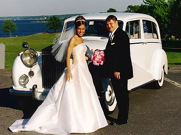 Long Island wedding transportation