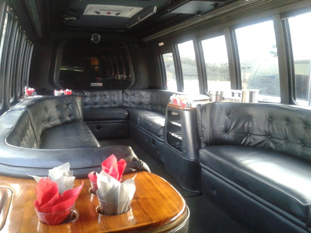 Limo Bus Service in Long Island NY