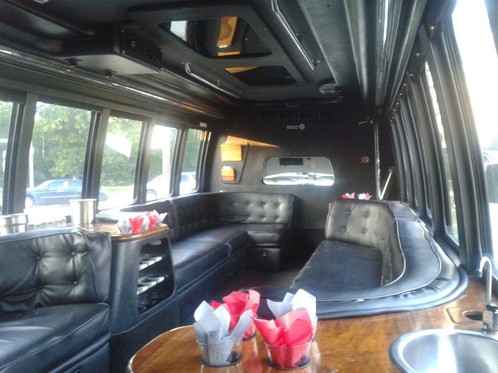 Long Island Limo Bus Rentals