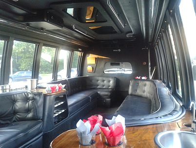 Long Island Limo Bus - Metro Limousine Service