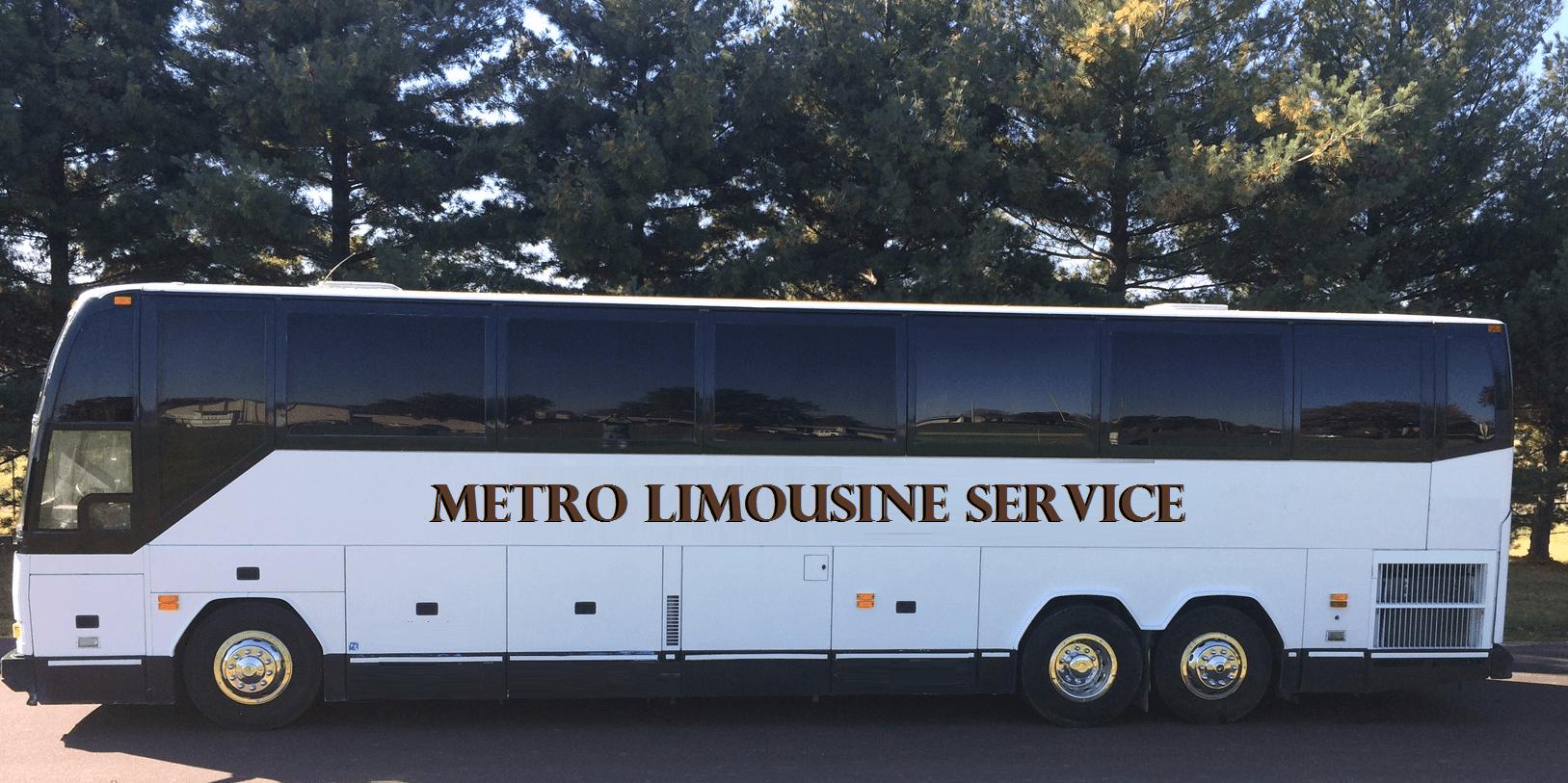 50 Pass Limo Bus Long Island
