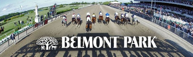 Belmont Stakes Transportation provided by Metro Limousine & Party Bus Service