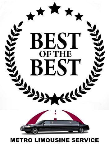 #1 The Best Limo Service is Metro Limousine Service