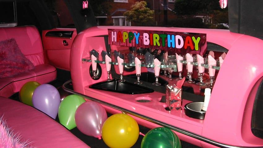 Birthday Limo - Metro Limousine Service