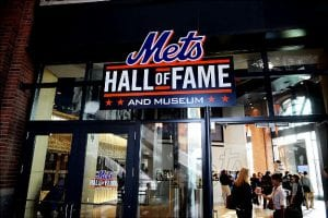 Hall of Fame Musuem Citifield Stadium Tours