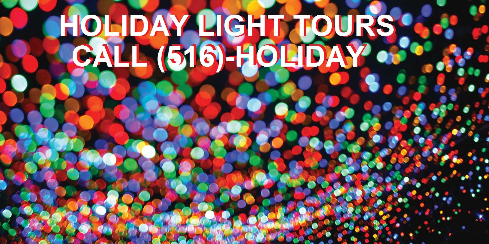Holiday Light Tours Long Island, Dyker Heights & NYC