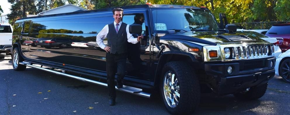 Limo Service provided by Metro Limousine Service