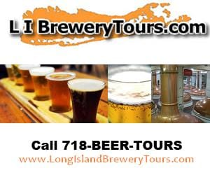 Beer Tours in Long Island NY