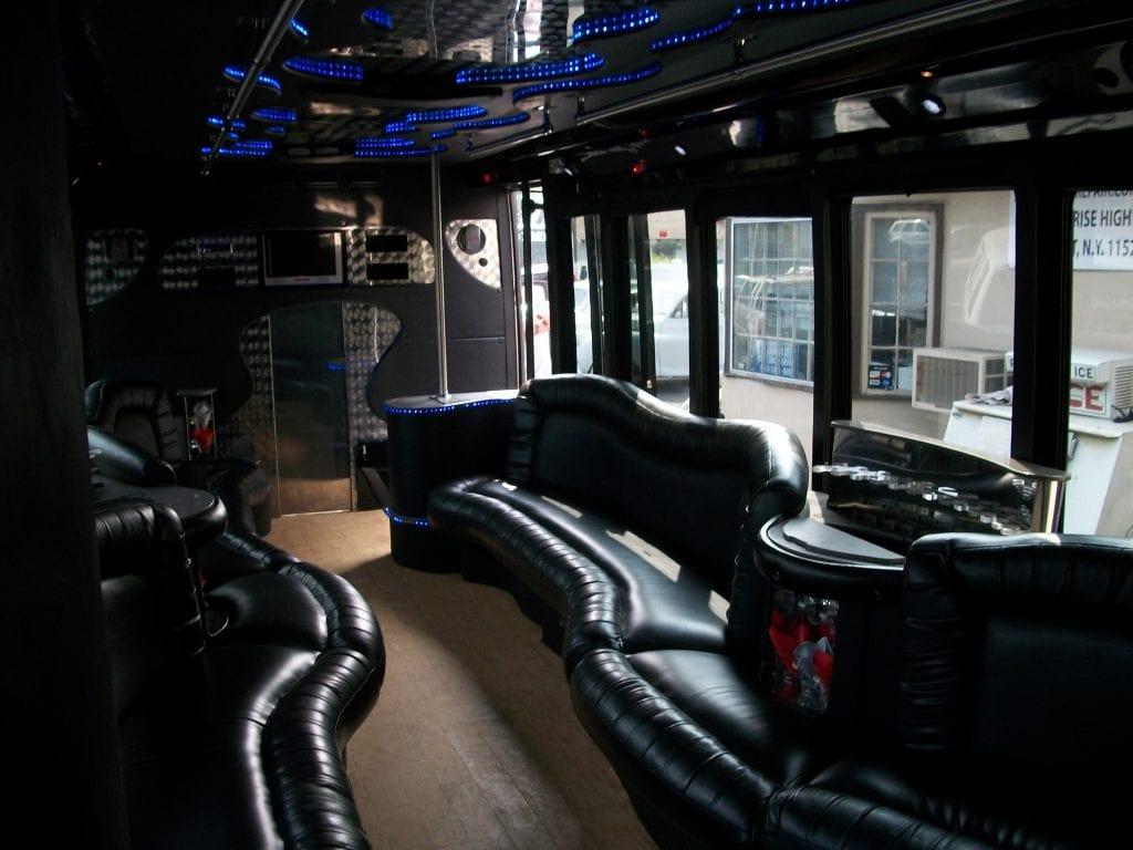 Long Island Party Bus Rentals