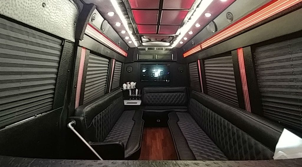 Mercedes Benz Sprinter Party Van