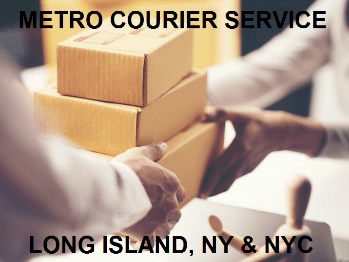 Courier Service Long Island NY & NYC