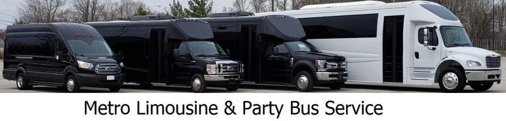 Metro Limousine & Party Bus Service Corporate Headquarters in Long Island, NY