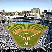 NY Yankee Stadium Tours with Metro Limousine Service