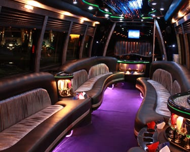 Long Island Party Bus - Metro Limousine Service
