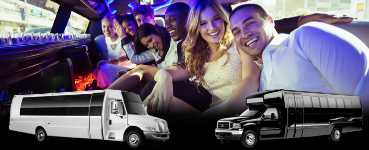 Prom Party Bus Rentals