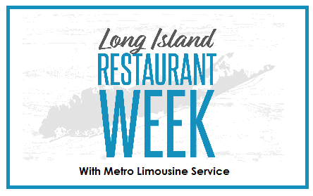 Restaurant Week with Metro Limousine Service
