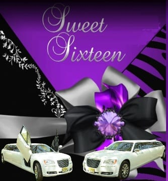 Sweet 16 Birthday Limo Rentals Long Island NY