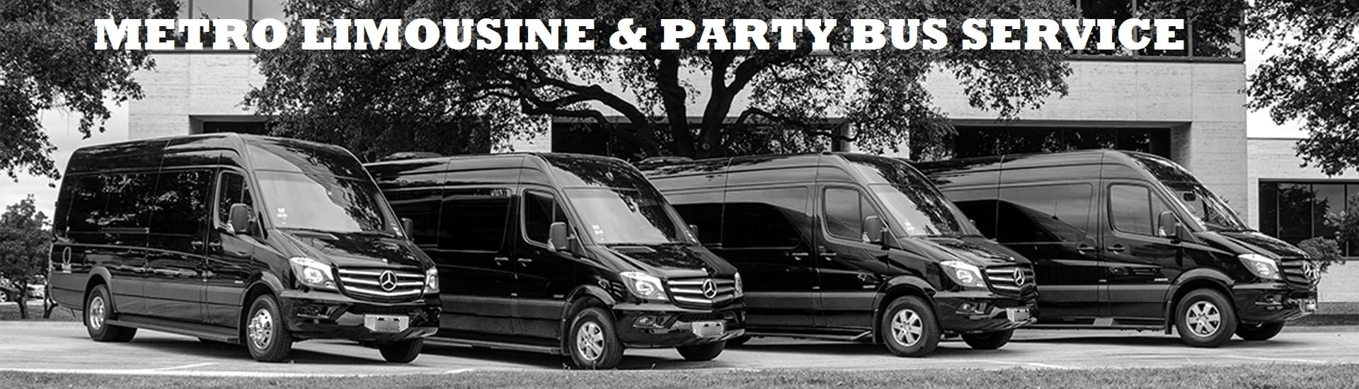 Sprinter Party Vans Long Island